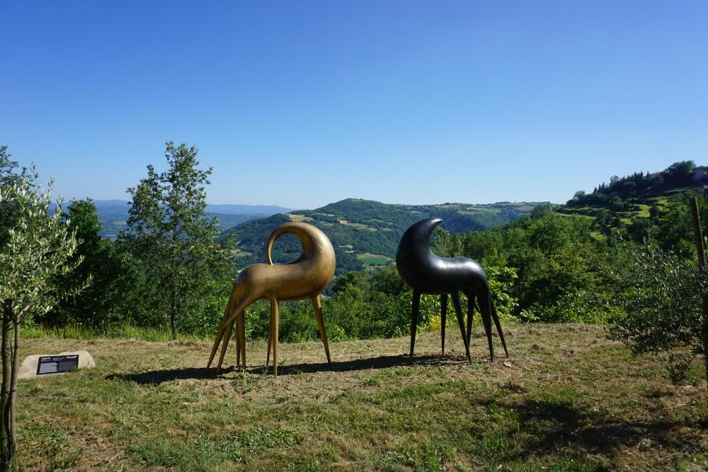 Arte Contemporanea-Parco Quarelli-Asti-Roccaverano-Piemonte-Blogger-Torino-Blog-Parco d'arte-Parco Quarelli-Museo a cielo aperto