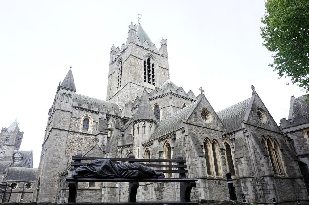 Cattedrale-Architettura medievale-Christ Church Cathedral-Cosa vedere a Dublino-Visitare l'Irlanda