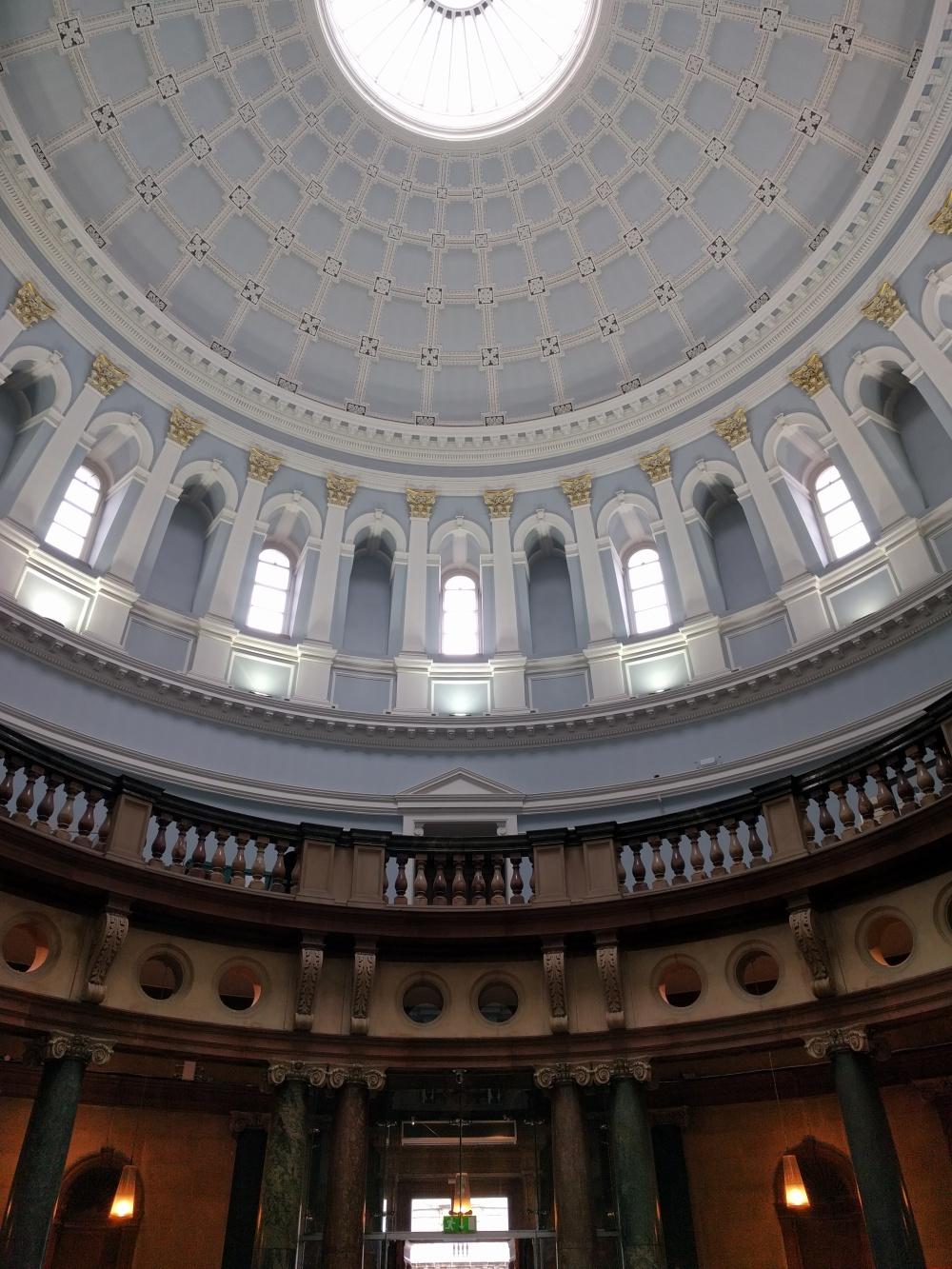 Architettura-cupola-Museo-Museo Nazionale archeologia Irlanda-Dublino-Irlanda-Cosa vedere a Dublino