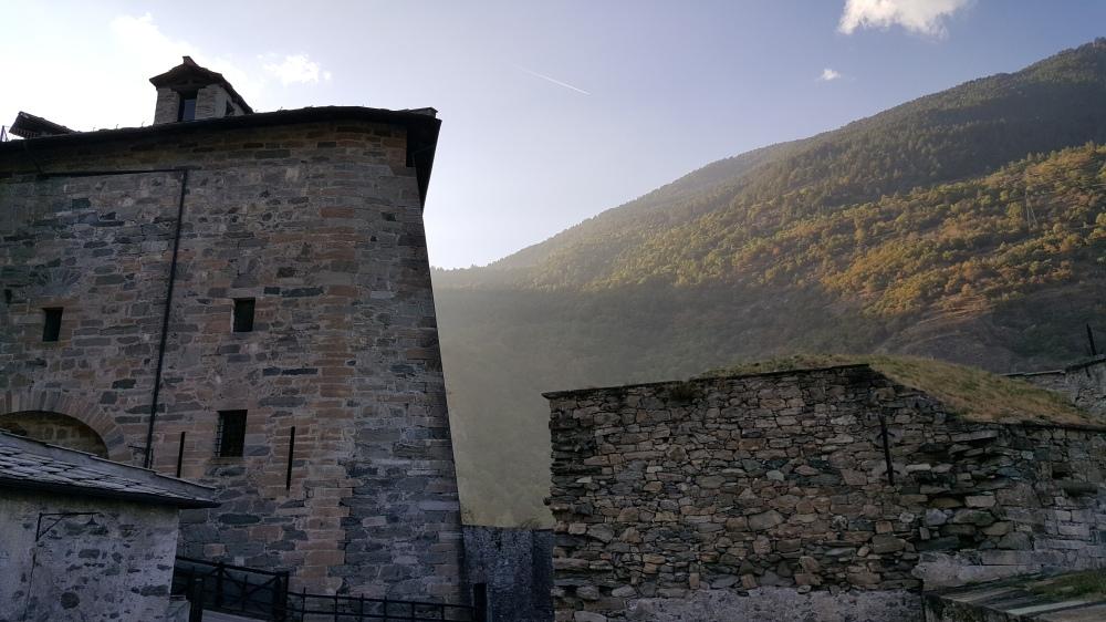 Forte di Exilles-Exilles-Val di Susa-Fortezza Militare-Blog Arte Torino-Piemonte-Torino