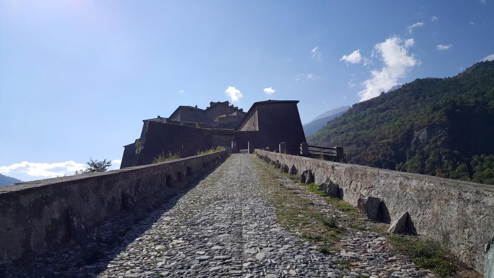 Rampa Reale-Forte di Exilles-Forte militare-Torino-Blog arte Torino-Piemonte