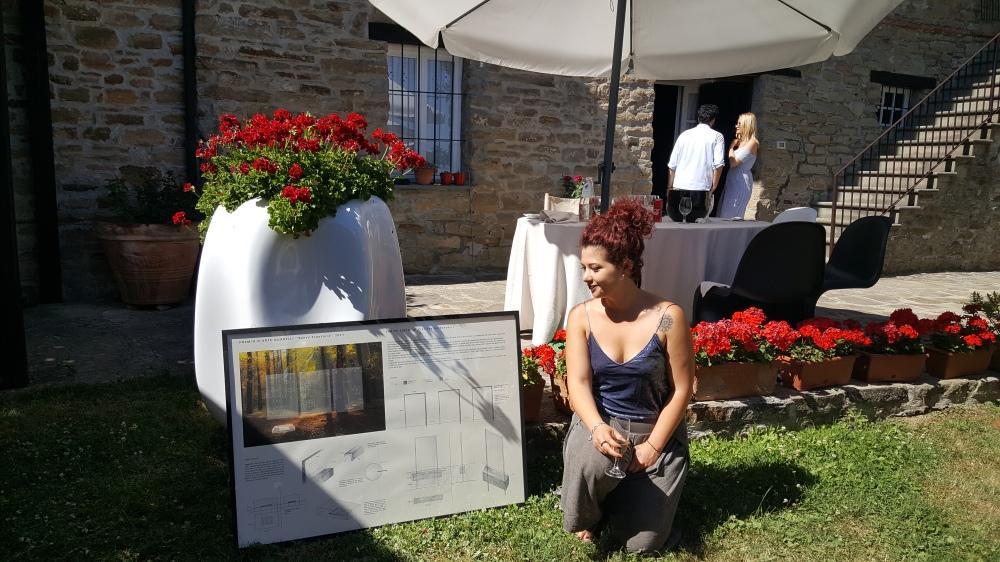 Limite cieco Clarissa Baldassarri-Arte Quarelli-Parco Quarelli-Premio Quarelli-Mostra Senza Frontiere-Alessandro Demma-Blog art torino-Asti-Roccaverano-Piemonte