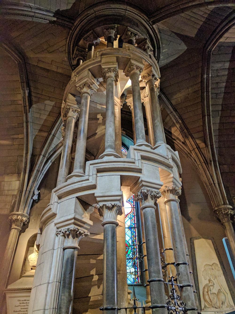 St Patrick,s Cathedral-Cattedrale di San Patrizio-Architettura-Cattedrale-Chiesa-Visitare Dublino-Dublin-Irlanda
