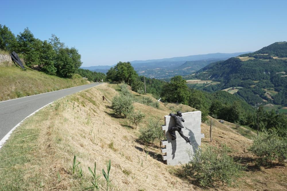 Mostra-Senza Frontiere-Arte Contemporanea-Parco d'Arte Quarelli-Parco d'Arte-Parco Quarelli-Alessandro Demma-Piemonte