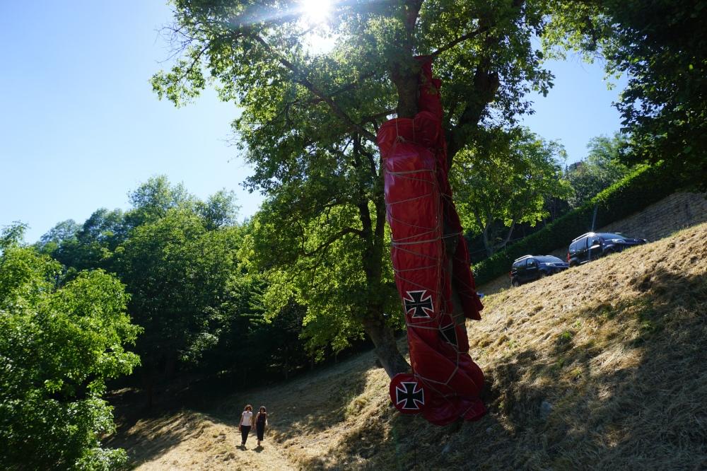 Velderman-Arte contemporanea-scultura-Parco Quarelli-Parco d'Arte Quarelli-Alessandro Demma-Blog-Blogger-Roccaverano-Asti-Piemonte-Cultura
