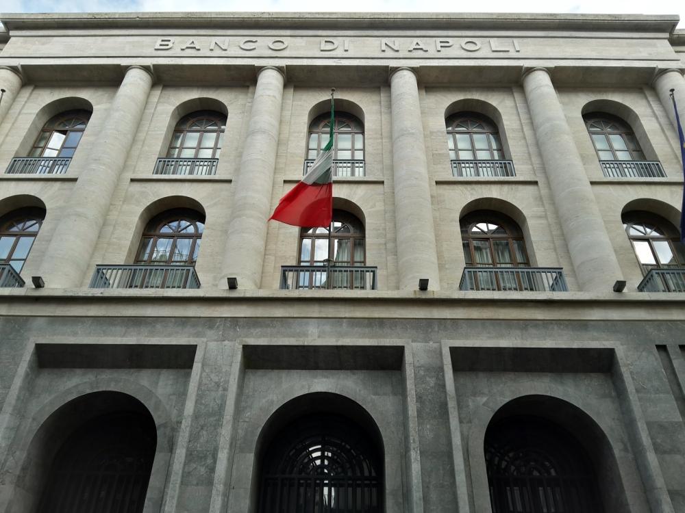 Palazzo Banco di Napoli-Napoli-Vedere Napoli-Tour a Napoli-Architettura-Arte-Storia dell'architettura-Viaggio a Napoli-Viaggiare-Blog