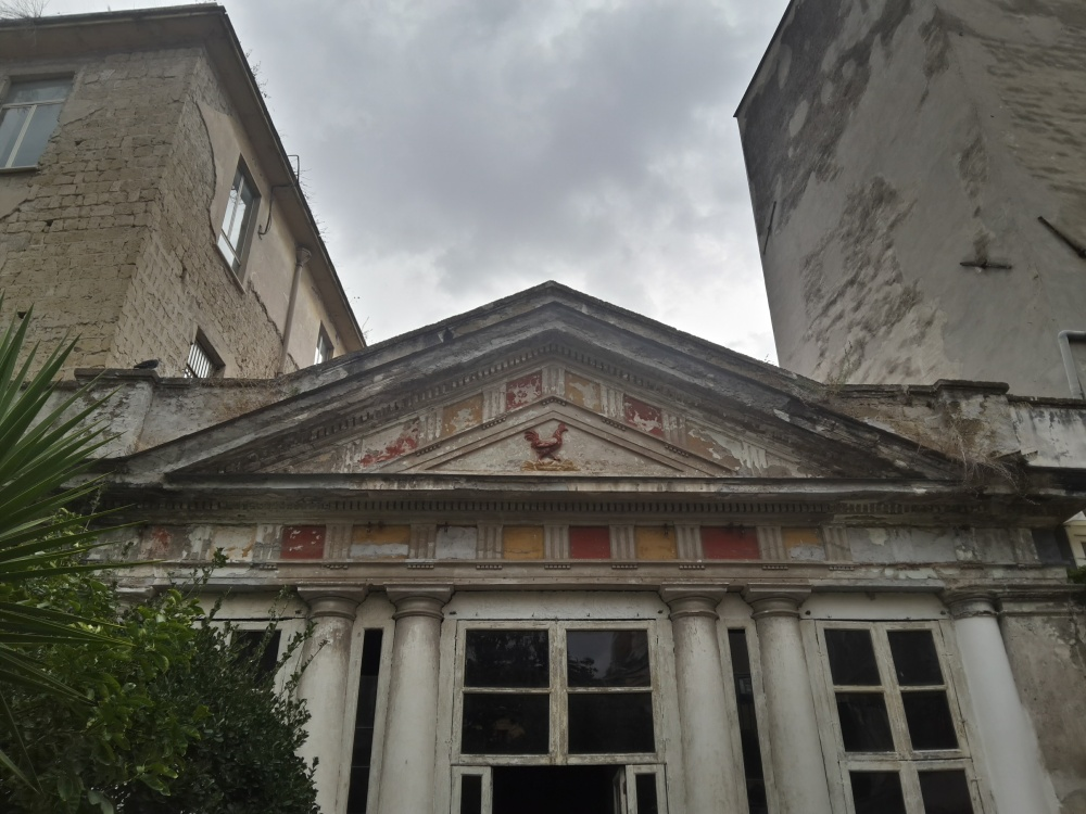 Architettura-Architettura Napoli-Cosa vedere a Napoli-Visitare Napoli-Viaggio al Sud Italia-Fotografia-Blog viaggi-Blog cultura
