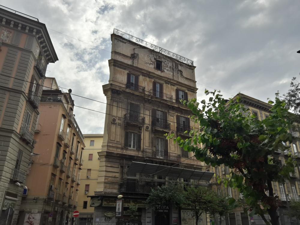 Architettura-Palazzo-Napoli-Visitare Napoli-Cosa vedere a Napoli-Museo a cielo aperto-Weekend a Napoli-Viaggio-Viaggiare-Blog-Blogger
