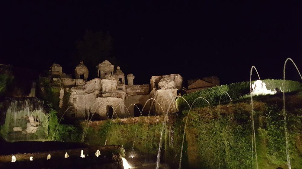 Fontana di Rometta-Villa d'Este-Tivoli-Roma