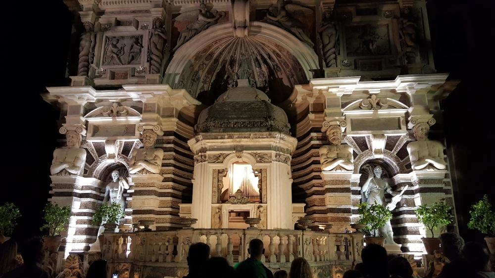 Fontana dell'Organo-Villa d'Este-Tivoli-Italia