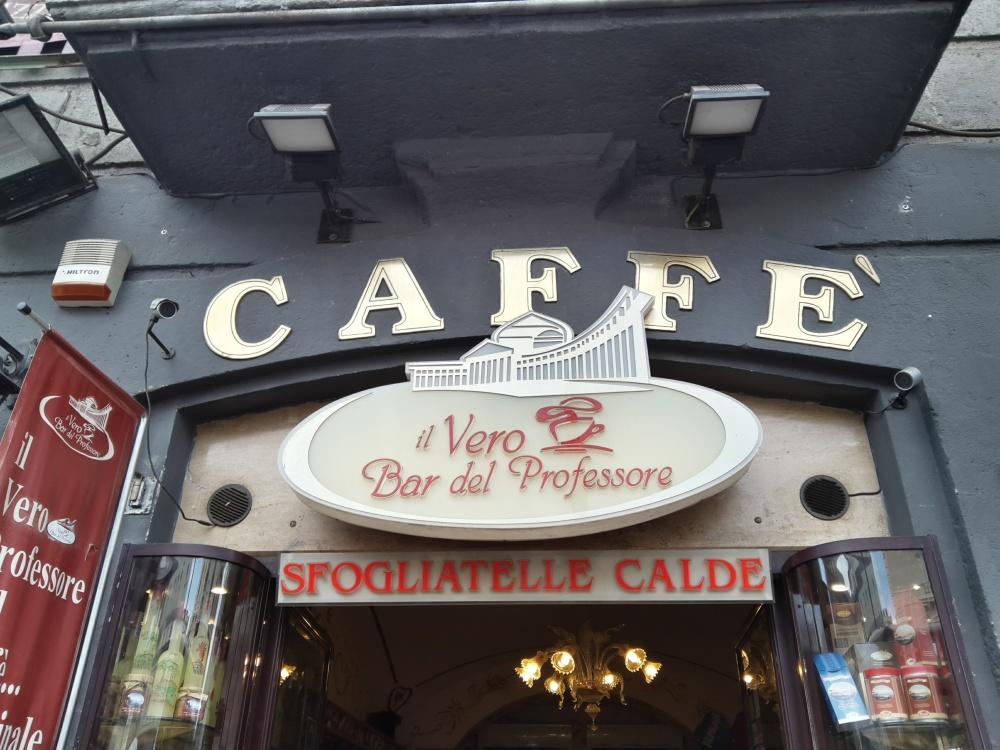 Caffè-Caffè del Professore-Napoli-caffè napoletano-espresso-gastronomia-Napoli-Cosa mangiare a Napoli-Visitare Napoli-Gita a Napoli-Un giorno a Napoli-Viaggiare-Blog viaggi