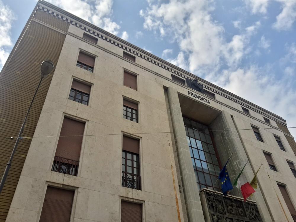 Palazzo della Provincia Napoli-Napoli-Architettura a Napoli-architettura razionalista-Storia dell'architettura-Cosa vedere a Napoli-Un giorno a Napoli-Viaggio-Viaggiare-Arte-Cultura