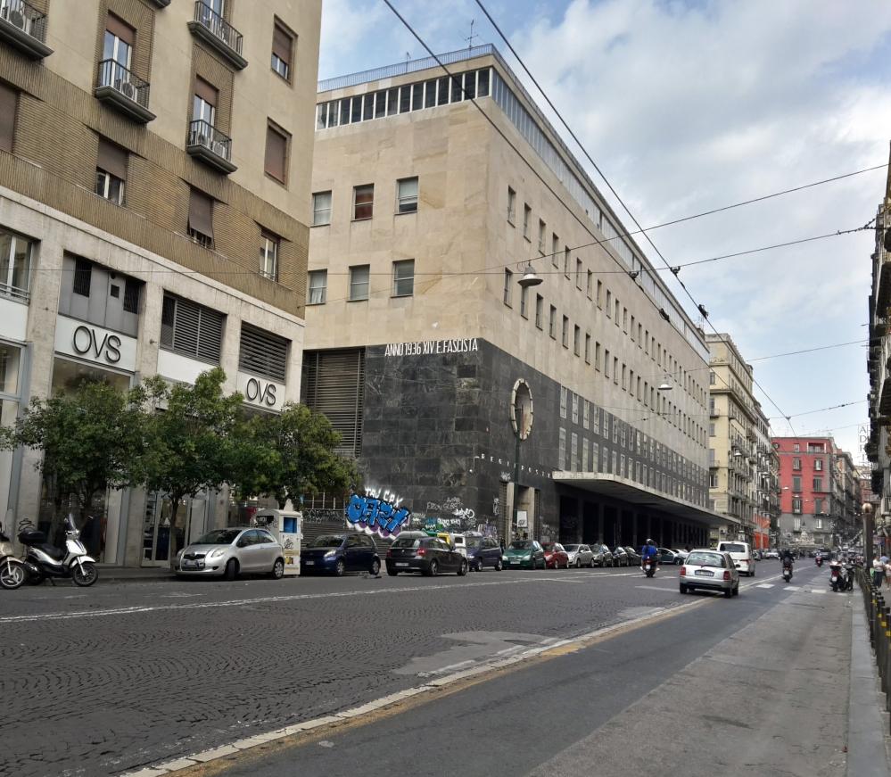 Architettura razionalista-Architettura fascista-Storia dell'architettura-Architettura-Napoli-Visitare Napoli-Cosa vedere a Napoli-Gita a Napoli-Viaggio-Viaggiare-Week end-Blog-Blogger