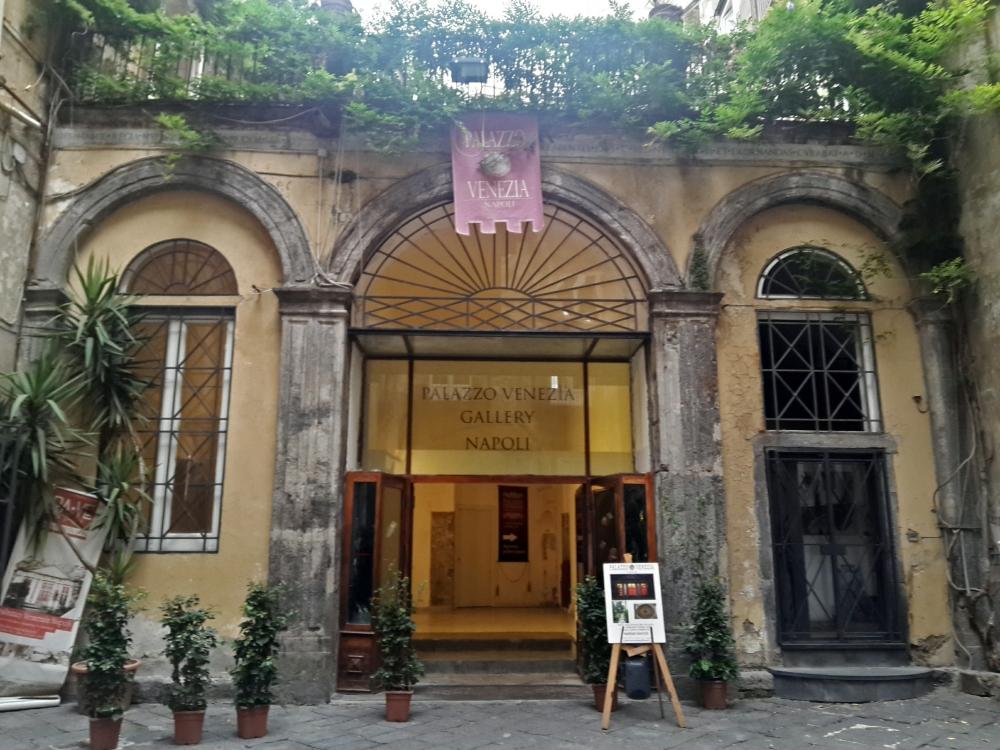 Palazzio Venezia Napoli-Palazzo Napoli-Palazzo storico Napoli-Cosa vedere a Napoli-Visitare Napoli-Gita a Napoli-Weekend a Napoli-Blog-Cultura-Architettura