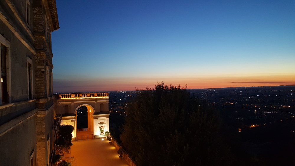 Vialone-Villa d'Este-Tivoli-Terrazza