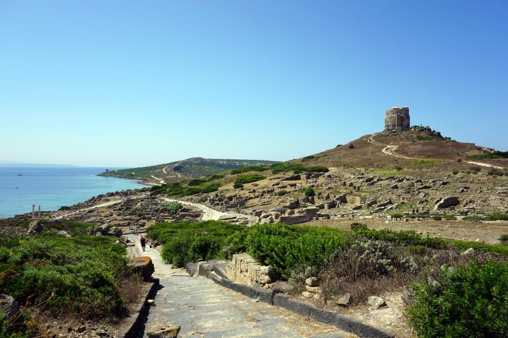 Tharros-Archeologia Sardegna-Scavi-Reperti archeologici-Storia sardegna-Cultura sardegna-Resti città romana-Blog viaggi-Blog arte-Blog cultura