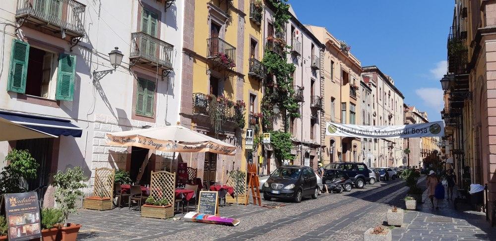 Bosa-Centro Storico Bosa-Borghi Sardegna-Oristano-Viaggio in Sardegna-Dove andare in Sardegna-Blog viaggi