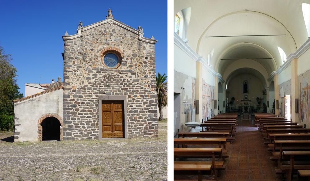 Chiesa Orosei-Sardegna-Architettura Sardegna-Centro storico Orosei-Viaggio in Sardegna-Estate in Sardegna-Blog cultura Torino-Blog viaggi