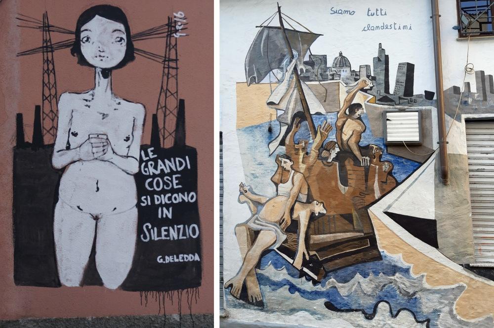 Nuoro-Sardegna-Viaggio in Sardegna-Viaggio in Barbagia-Estate in Sardegna-Blog cultura Torino-Blog viaggi-Arte Sardegna-Murales Orgosolo-Orgosolo