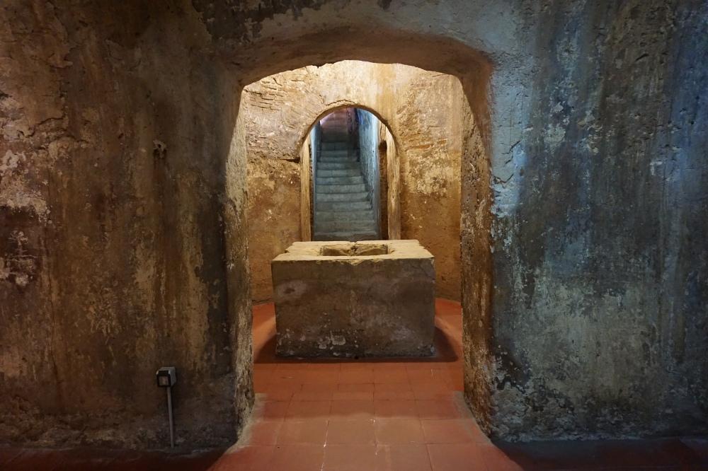 Cabras_San Salvatore Cabras-Oristano-Viaggio in Sardegna-Luoghi della Sardegna-Architettura Sardegna-Storia Sardegna-Blog viaggi