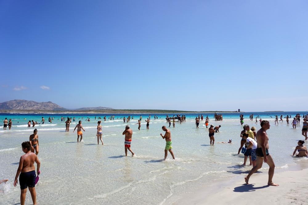 Sardegna-Spiagge Sardegna-Spiaggia Stintino-Spiaggia la Pelosa-Costa Sardegna-Visitare la Sardegna-Mare Sardegna-Vacanza in Sardegna-Blog viaggi